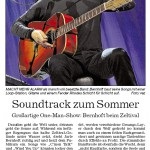 BNN-Kritik vom 12.8.14: Bernhoft – Zeltival Karlsruhe 10.8.14, Kritik & Foto: Elisa Reznicek