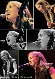 Sophie Hunger live - Fotos: Elisa Reznicek