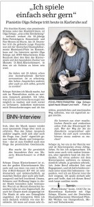 BNN-Interview mit Olga Scheps
