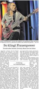 BNN-Kritik Divinity Roxx live im Jubez Karlsruhe