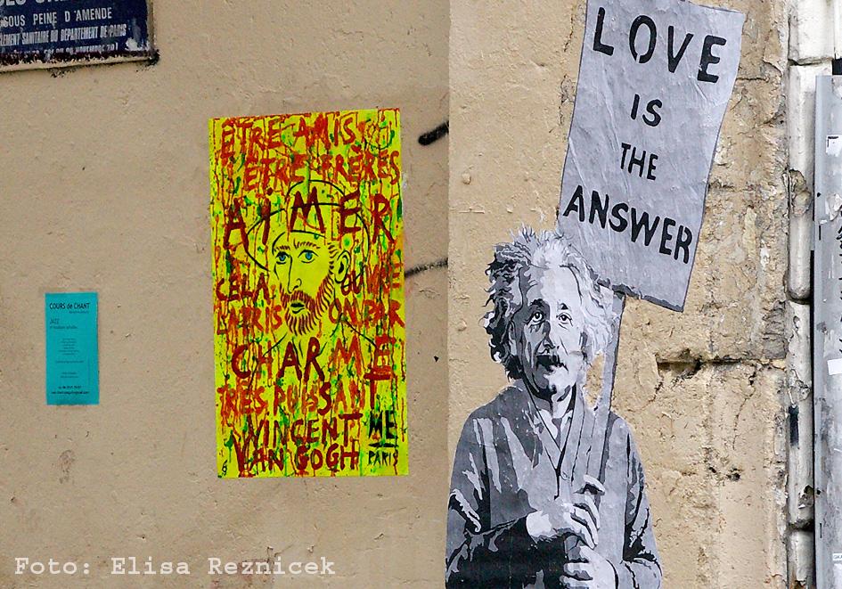 Bild: Love Is The Answer by Elisa Reznicek