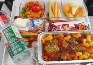 Condor veganes Premium Menü by Elisa Reznicek