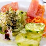 H10 Playa Meloneras Palace - Starter, Salat (Foto von Elisa Reznicek)