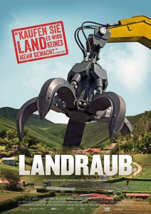 Landraub_Plakat