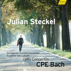 CPEBach-Cellokonzerte