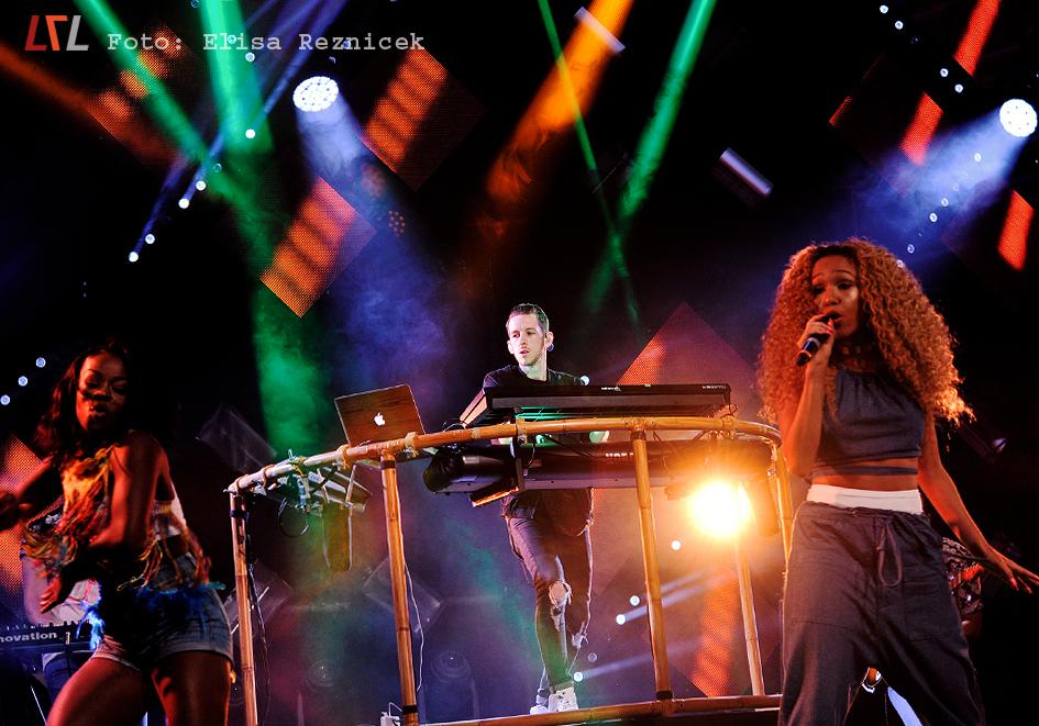 Sigala beim SWR3 New Pop Festival (Foto: Elisa Reznicek, lebelieberlauter.de)