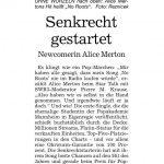 Konzertkritik: Alice Merton beim SWR3 New Pop Festival (BNN)