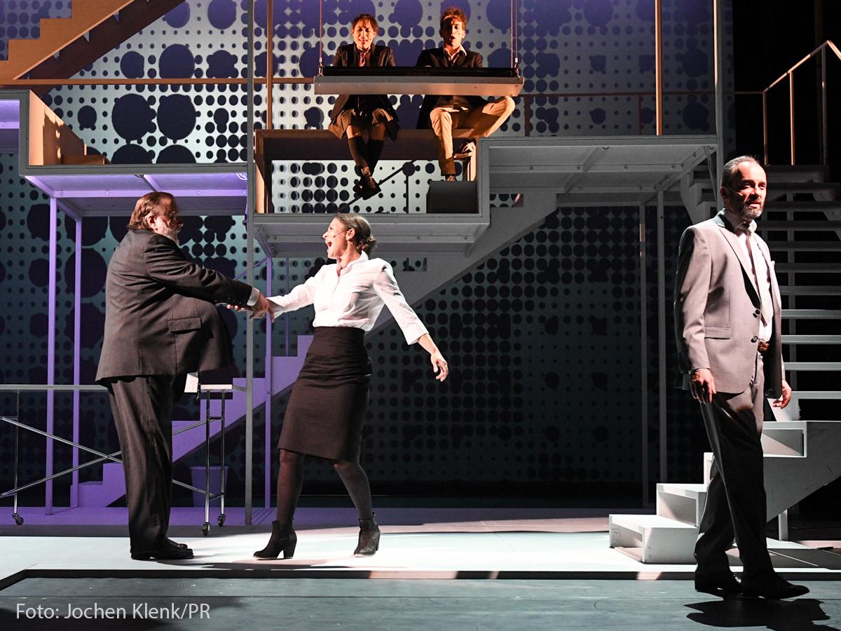 Bild: Fast Normal am Theater Baden-Baden (Jochen Klenk/PR)