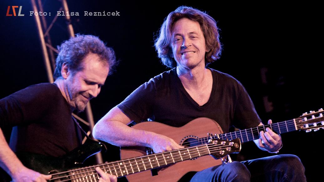 Dominic Miller beim Aalener Jazzfest, 11.11.17 (Foto: Elisa Reznicek, lebelieberlauter.de)