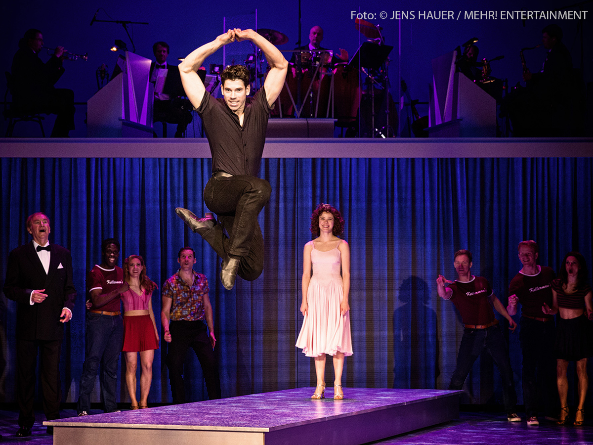 Pressebild Dirty Dancing - live on tour © Jens Hauer