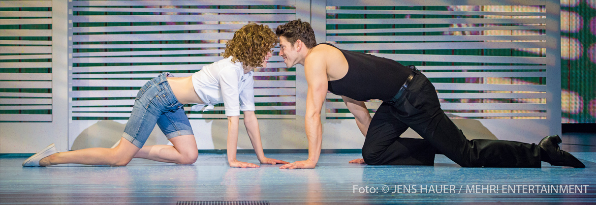 Pressebild: Dirty Dancing live on tour © Jens Hauer