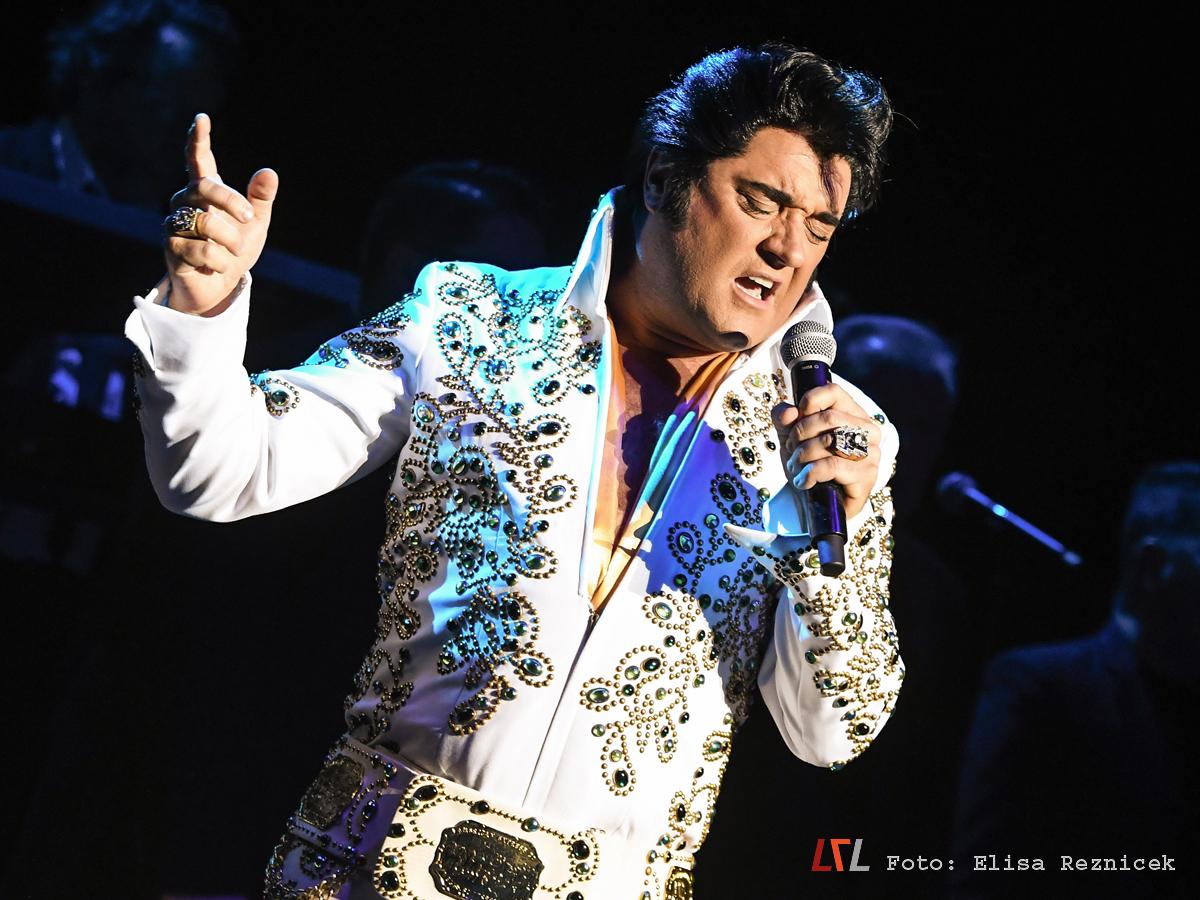 "Bild: ""Elvis - Das Musical"" (Elisa Reznicek, lebelieberlauter.de)"