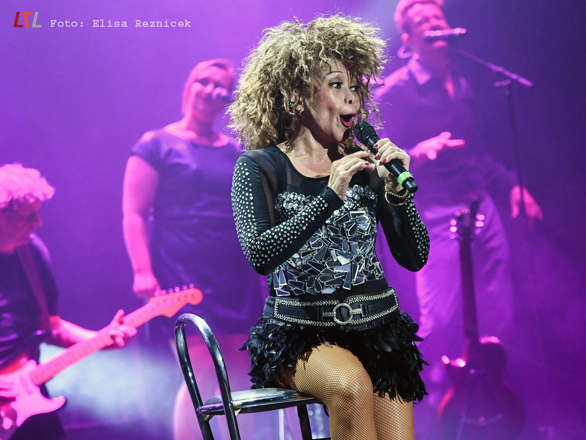 """Tina - The Rock Legend"" im Konzerthaus Karlsruhe, 21.4.18 (Foto: Elisa Reznicek, lebelieberlauter.de)"