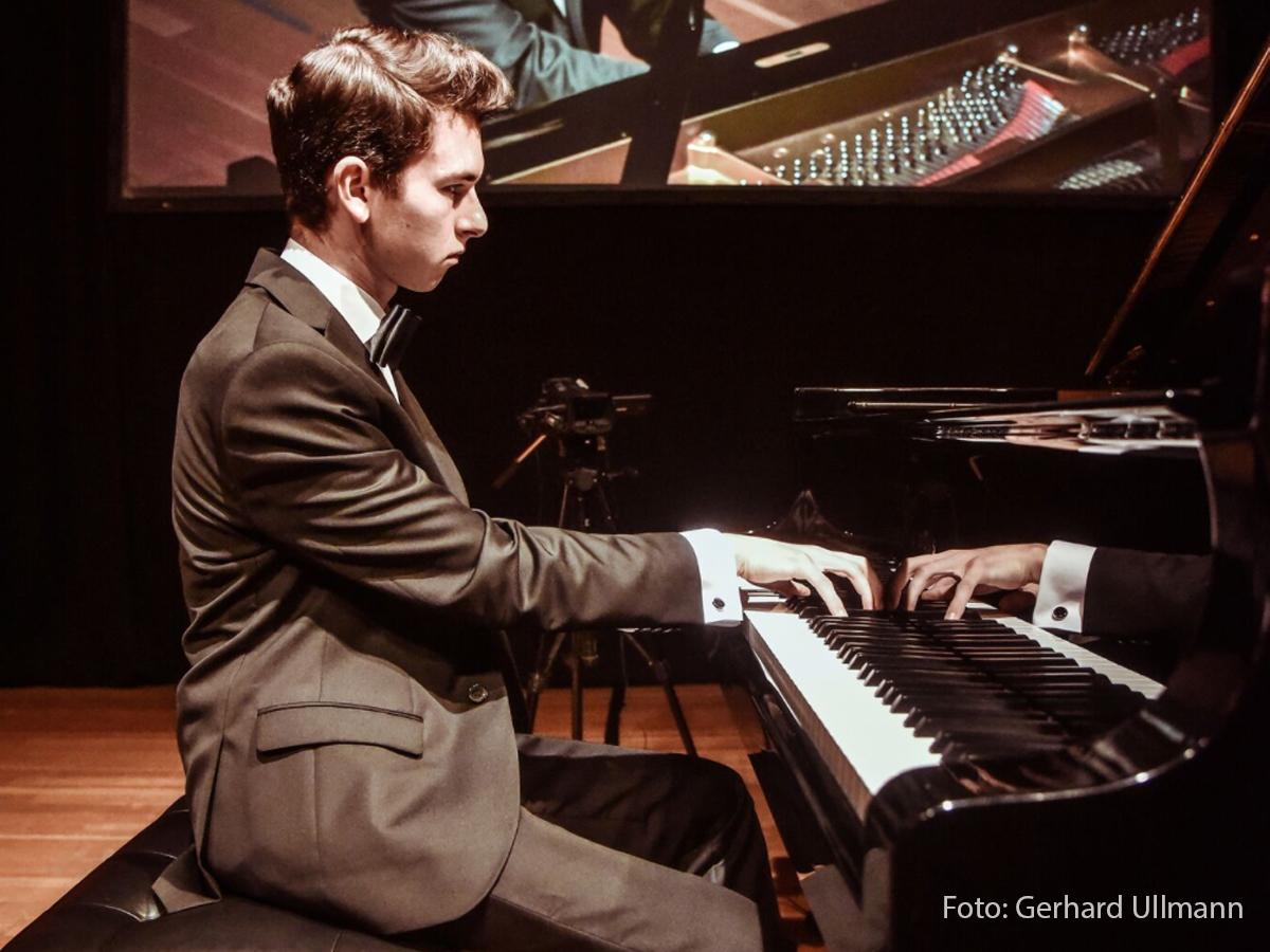 Juilliard Student Recital: Jonas Aumiller